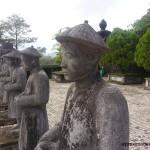 Las Tumbas Imperiales en Hue
