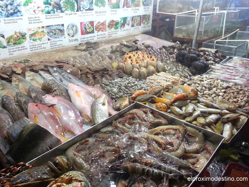 Mercado de Duong Dong