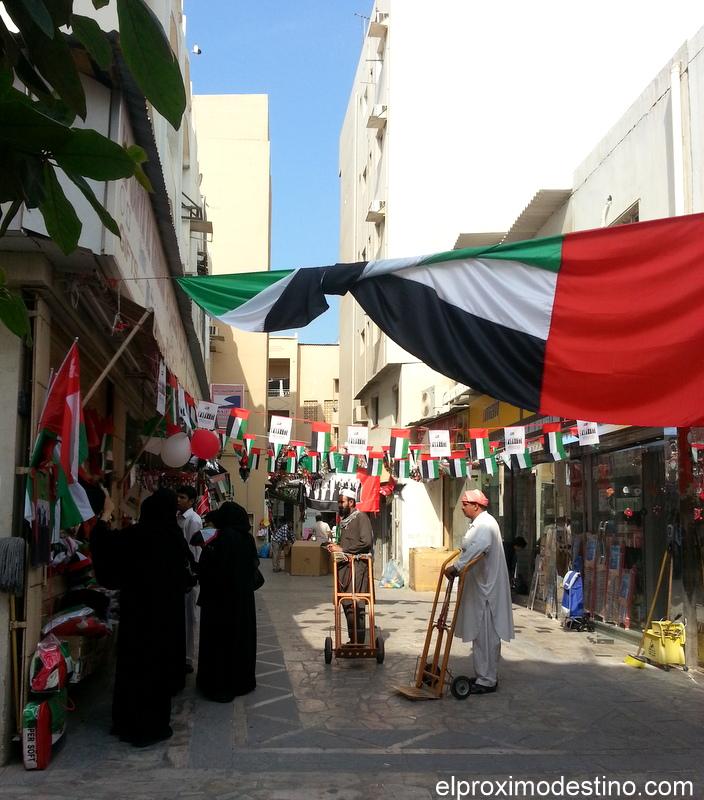 Calles de los mercados