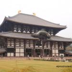 Templo Todai-ji en Nara
