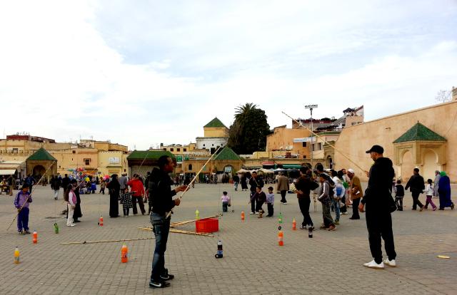 Meknes, un día desde Fez