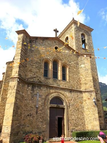 Iglesia d`Hostalets d`en Bas