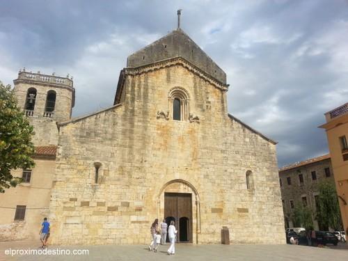 Pueblo con encanto en Cataluña