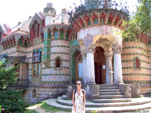El Capricho de Gaudí.