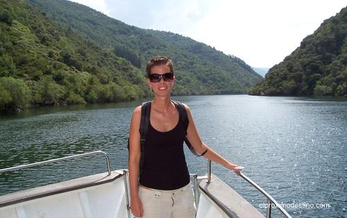 Catamarán del Río Sil
