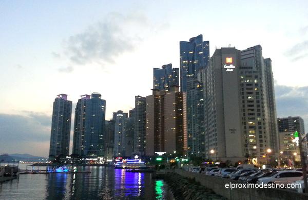Zona Haeundae Beach