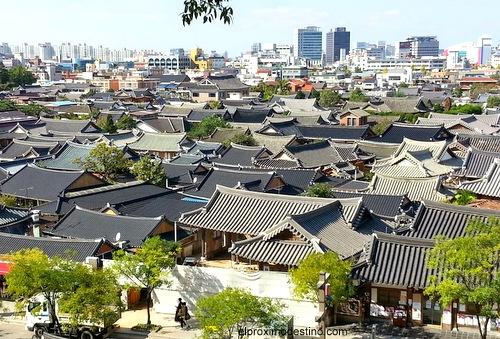 Aldea Tradicional de Jeonju