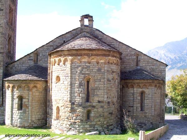 Iglesia Sant Miquel de Taüll