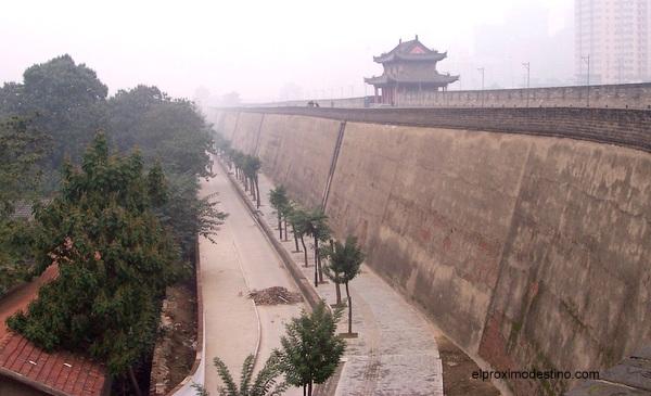 Muralla de Xi `an