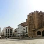 Postales de Cáceres