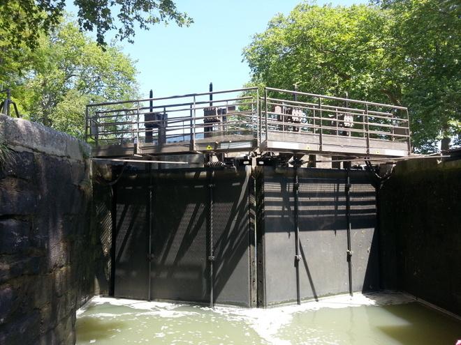 Esclusa del Canal du Midi