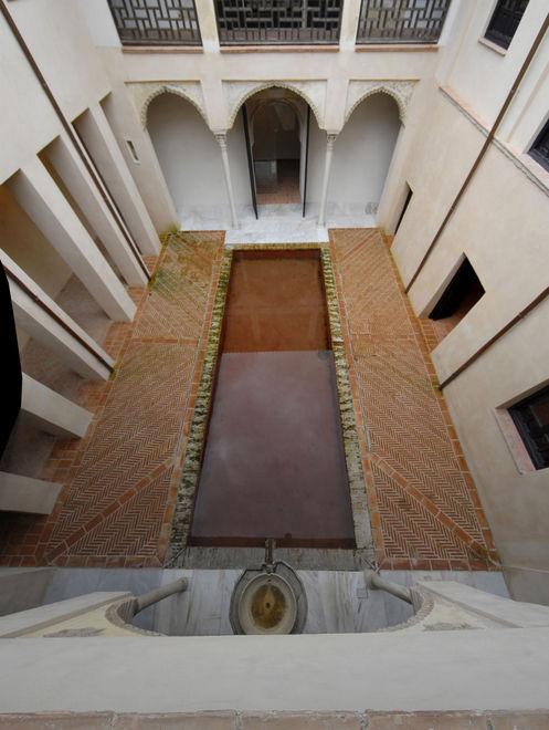 La Casa de Zafra, Granada