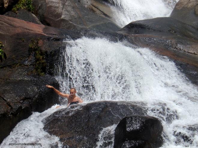 Cascadas en Langkawi