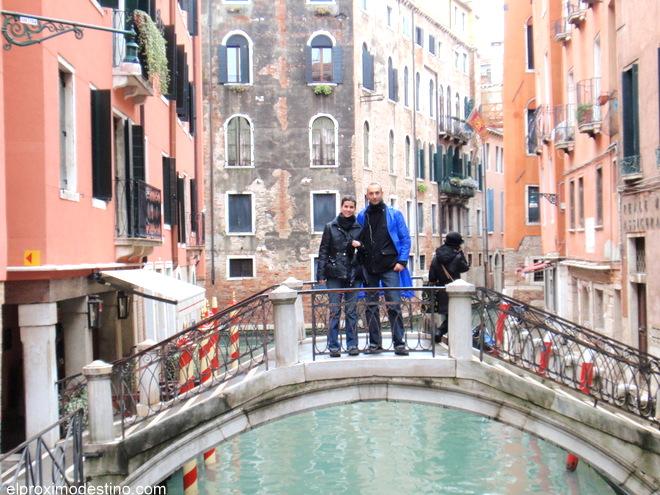Meritxell & David en Venecia