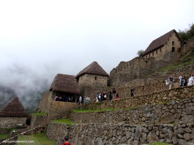 Machu Picchu. Viaje a Perú.