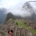 Postales del Machu Picchu