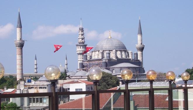 Estambul. Viaje a Turquía.
