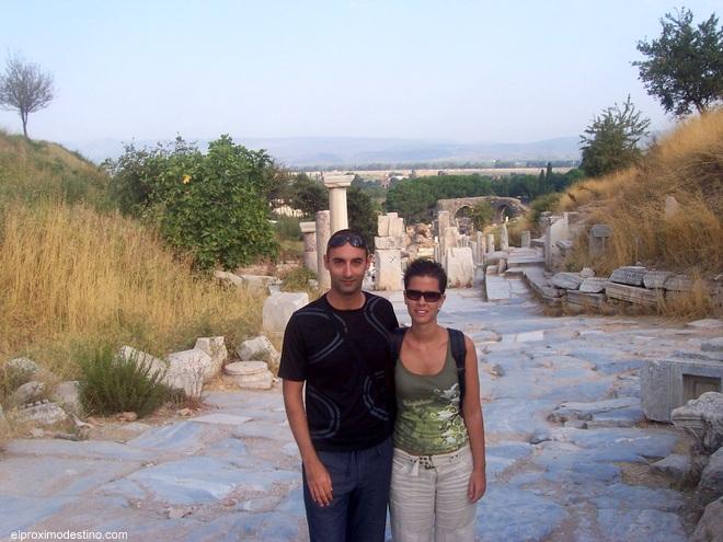 Éfeso. Viaje a Turquía.