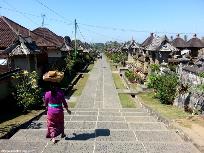 Tenganan , Bali