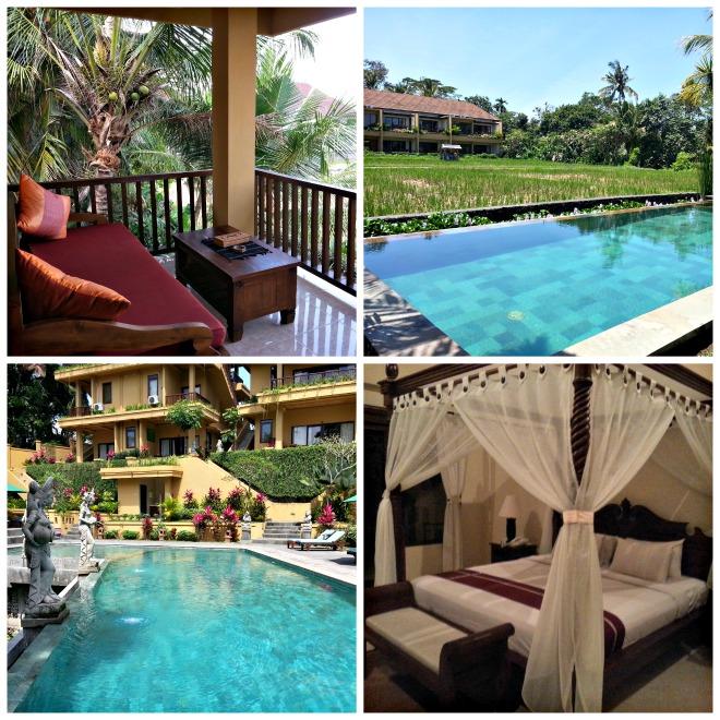Hotel en Ubud, SriBungalows.