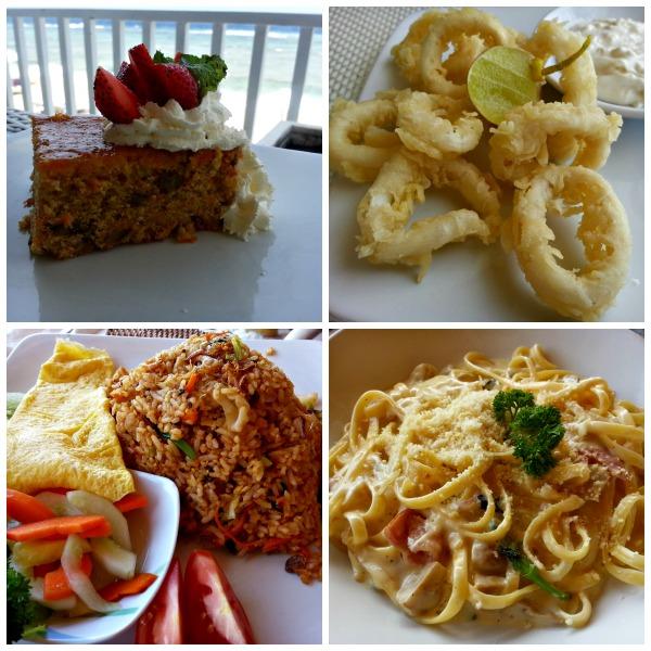 Gastronomía en Islas Gili