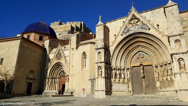 Iglesia Santa María la Mayor, Morella