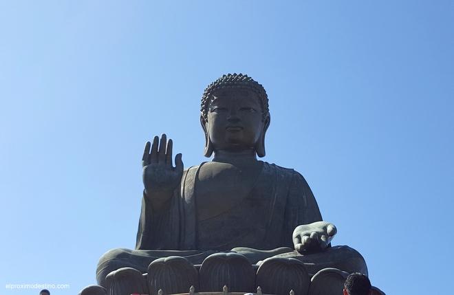 Gran Buda de Lantau