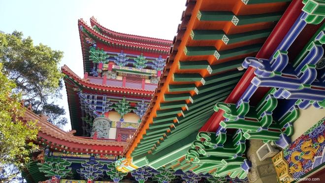 Monasterio Budista de Lantau