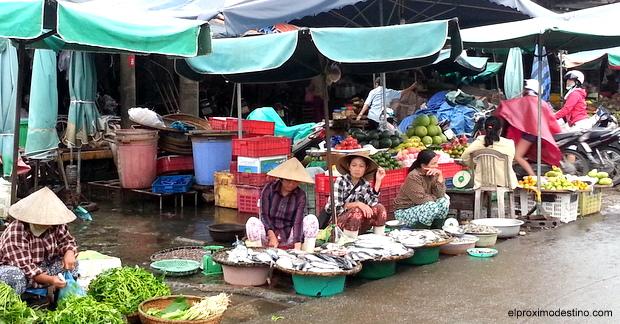 Mercados en Vietnam