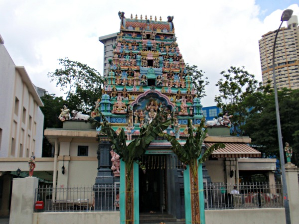 Visitar Singapur