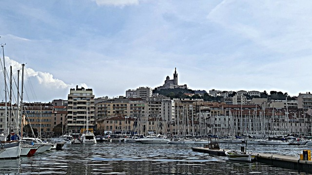 Lo mejor de Marsella.