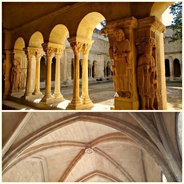 Que visitar en la ciudad de Arlés, Francia.