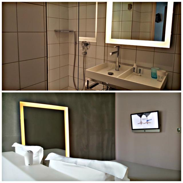 Hotel bien ubicado en Marsella