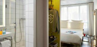 Hotel bien situado en Marsella