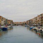 Sète, ciudad marinera