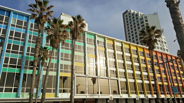 Hotel de lujo en Tel Aviv
