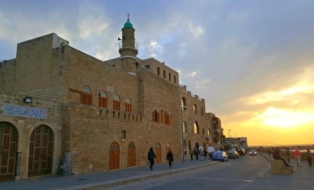 Lo mejor de Israel, el barrio de Jaffa.