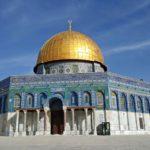 Jerusalén, en tierra santa