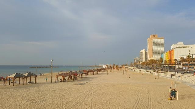 Lo mejor de Tel Aviv, las playas de Tel Aviv.