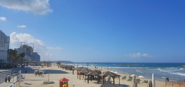 Lo mejor de Tel Aviv, sus playas.