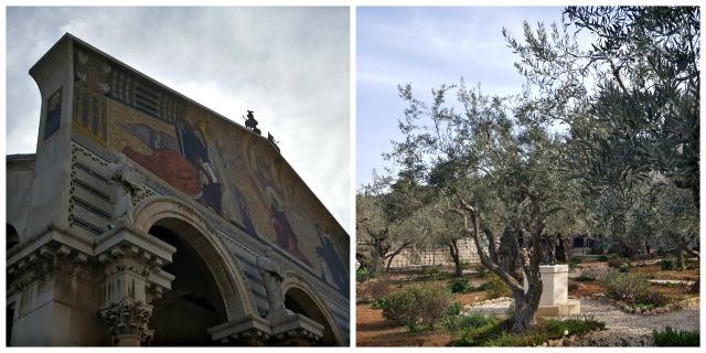 Lugares turísticos de Jerusalén.