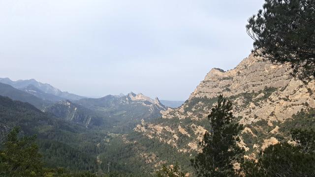 Excursión rural en Cataluña