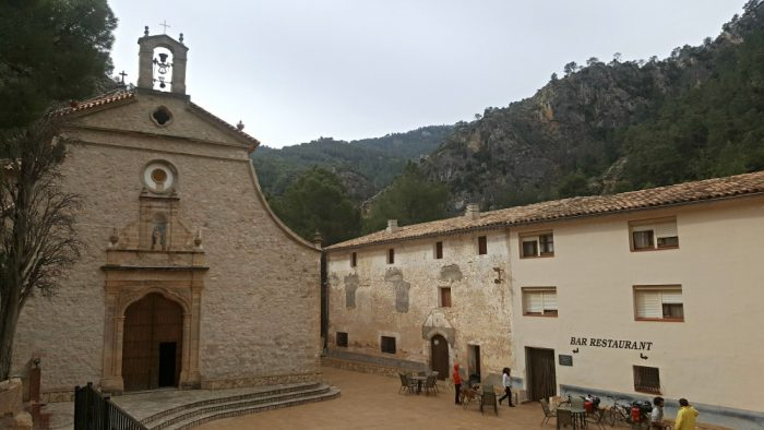 Santuario de la Fontcalda