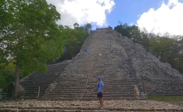 excursión a Cobá, México, mejores tours de México,