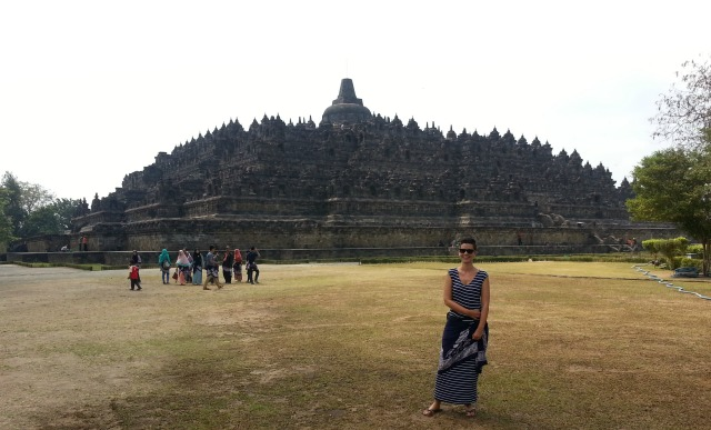 Borobudur imprescindible en Indonesia