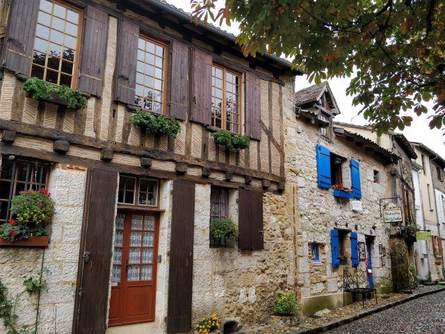 Pueblos más bellos de Francia, que ver en Bergerac.