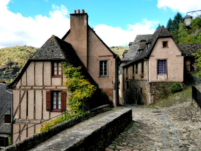 Que ver en Conques, Francia