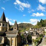 Conques, uno de los pueblos más bonitos de Francia