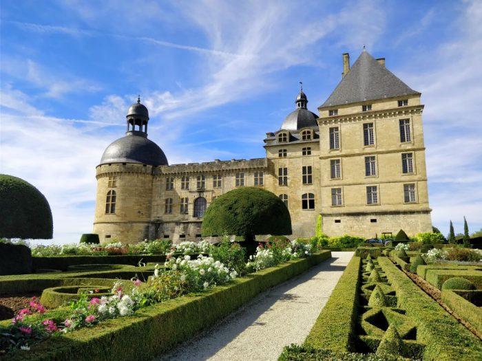 Castillos más bonitos del Perigord, Francia.