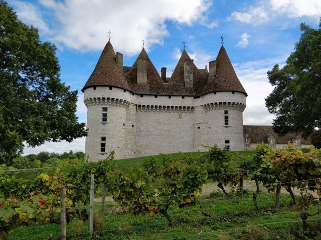 Castillos más bellos de Francia